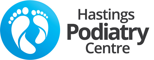 The Hastings Podiatry Centre logo